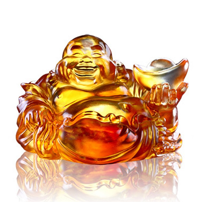 Liuli Crystal Come Joy and Fortune