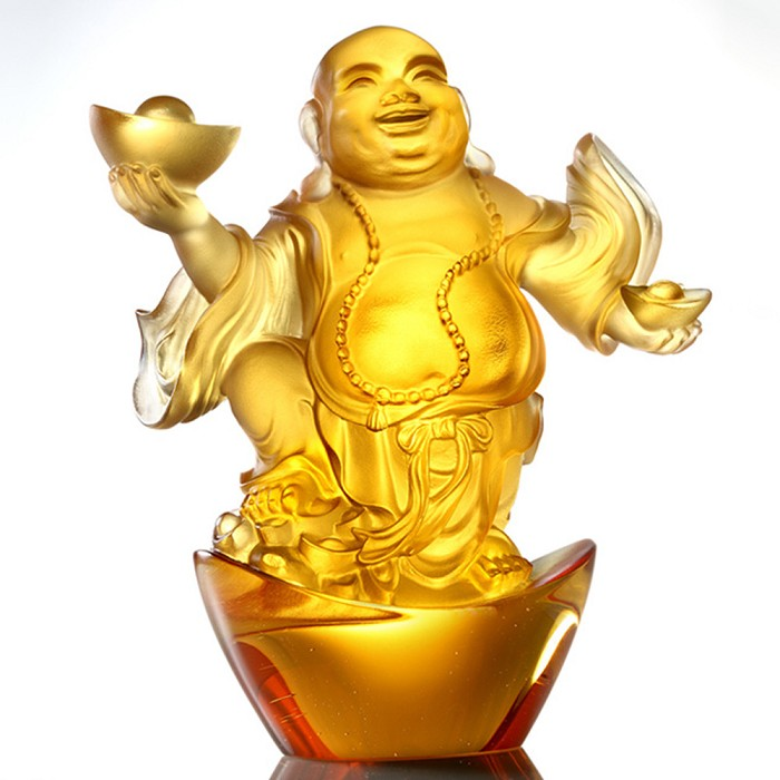 Liuli Crystal Laughter of the Little Maitrey
