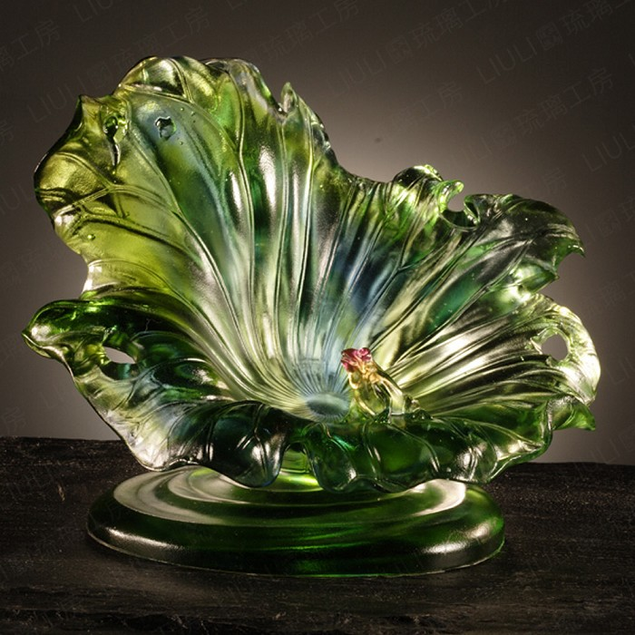 Liuli CrystalSail The World