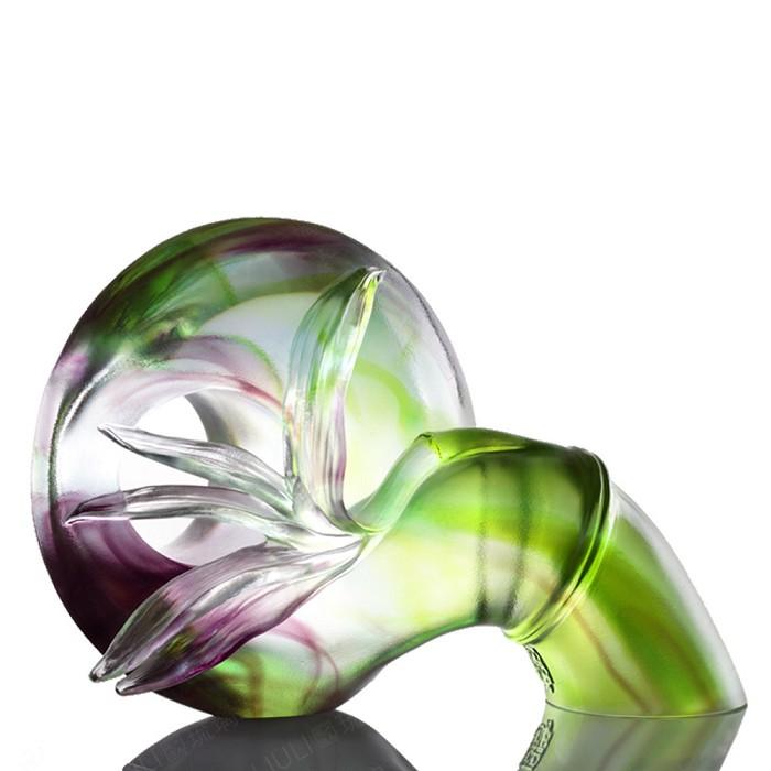 Liuli CrystalEndless Steps of Luck