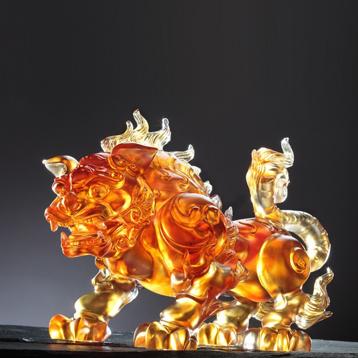Liuli Crystal Mythical Creature (Guardian) - Power All Around