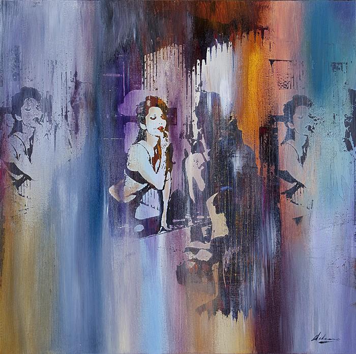 Pietro AdamoLo Specchio:Ieri, Oggi, DomaniGiclee On Canvas