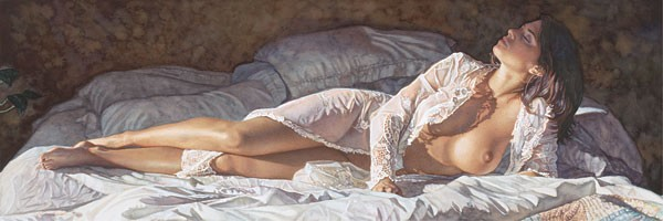Steve Hanks Love for the Unattainable Canvas