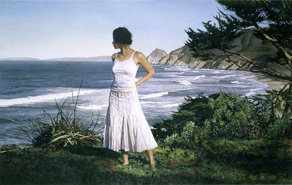 Steve Hanks Beyond the Horizon Limited Edition Print