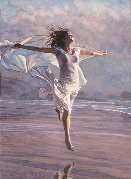 Steve Hanks Boundless Canvas