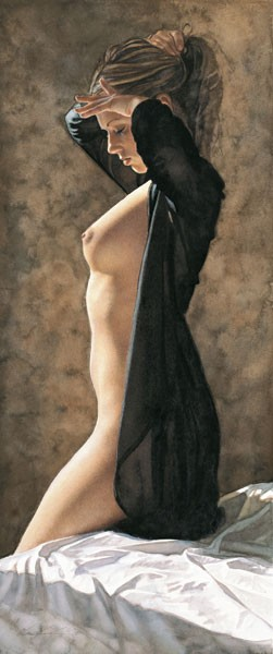 Steve Hanks Her Time Limited Edition Print