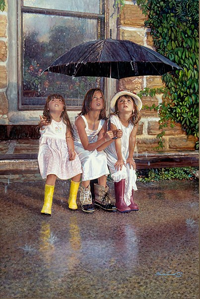 Steve Hanks Summer Rain