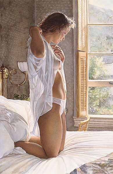 Steve Hanks Time Standing StillANNIVERSARY EDITION ON Canvas