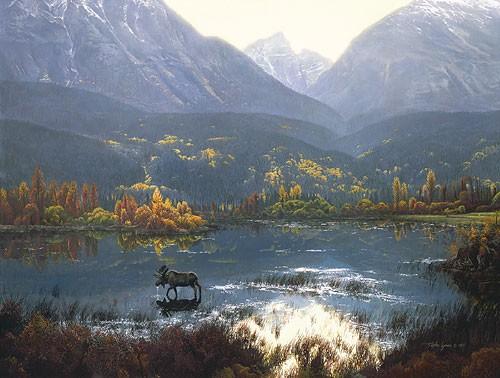 Stephen LymanCanadian Autumn