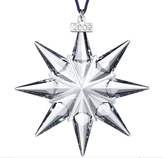 Swarovski Annual 2009 Ornament
