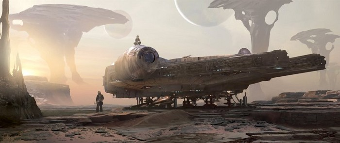 Stephan MartiniereSmuggler's RendezvousGiclee On Canvas