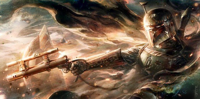 Raymond Swanland Ghost in the Wind Giclee On Canvas