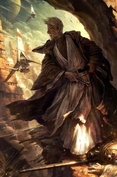 Raymond Swanland Silent Guardian Printers Proof Giclee On Canvas