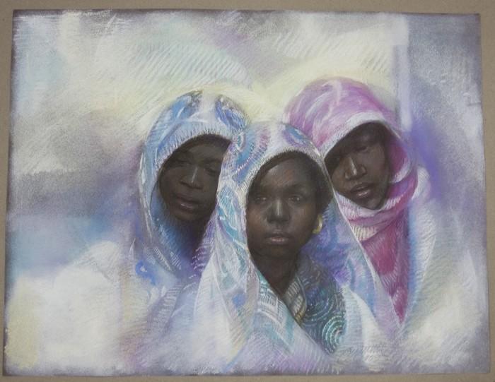 Brenda JoysmithSymmetry Of Hearts II Original