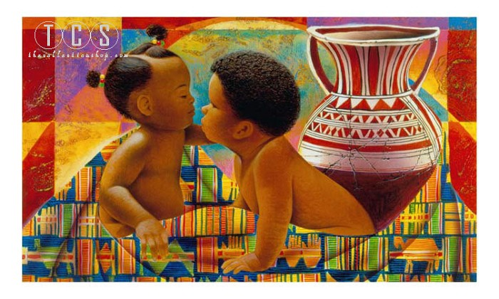 Keith MallettTreasures Of Africa Ap