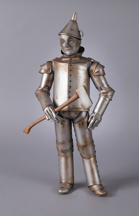 R. John Wright Tin Man From The Wizard Of Oz