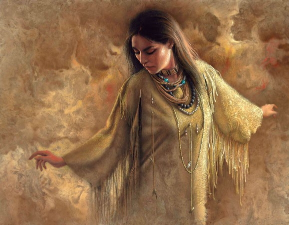 Lee Bogle The Dancing Princess Giclee On Canvas