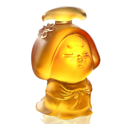 Liuli Crystal Celebration of a Strong Woman