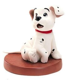 WDCC Disney Classics 101 Dalmatian Rolly I'm Hungry Mother
