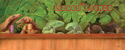 Will BullasThe Lizard Lounge Masterwork Canvas Edition