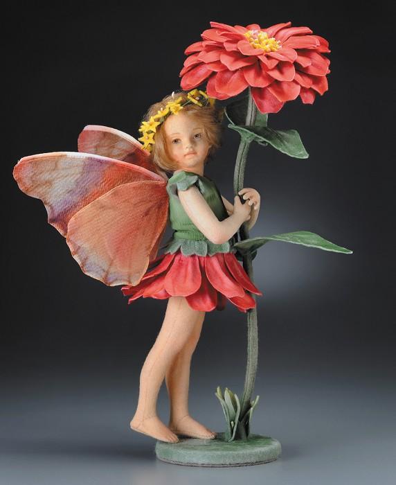 R. John WrightZinnia Fairy