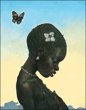 Kadir NelsonAbikanile's Prayer Giclee Artist Proof
