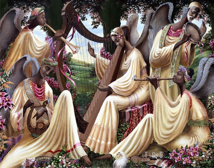 John HolyfieldSymphony Of Angels