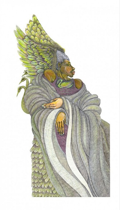 Charles Bibbs Throne Of Grace Remarque Giclee On Paper