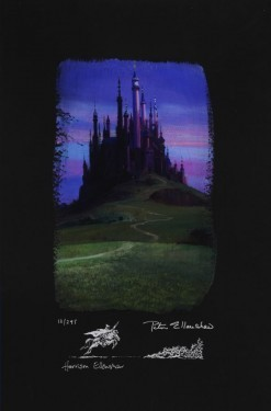 Peter / Harrison Ellenshaw Sleeping Beauty Castle Deluxe