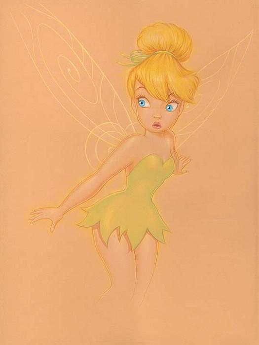 Manuel HernandezWho Me - From Disney Peter PanHand-Embellished Giclee on Canvas