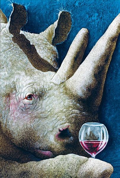 Will BullasToast Of The Rhine Limited Edition Canvas