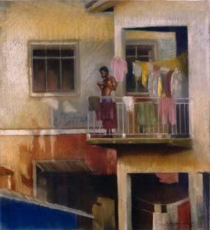 Brenda JoysmithJamaica's David Seriagraph
