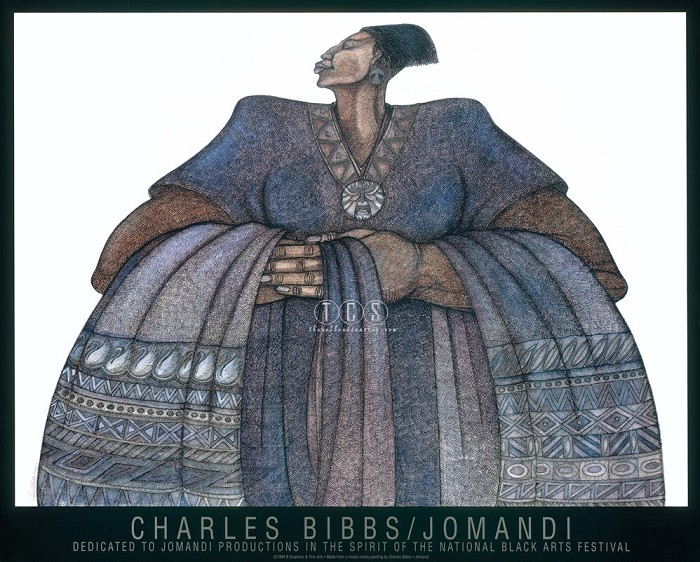 Charles BibbsJomandi Le Commemorative #6