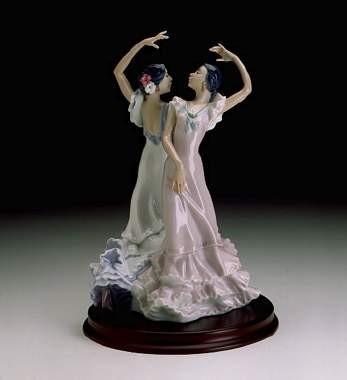 LladroOlePorcelain Figurine