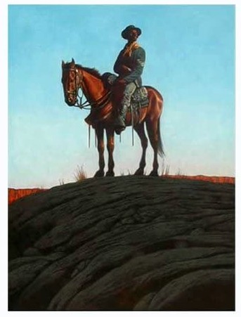 Kadir Nelson Morning Patrol Printers Proof