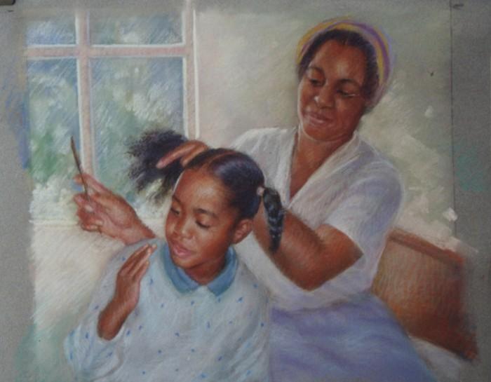Brenda JoysmithI Remember Mama  Giclee