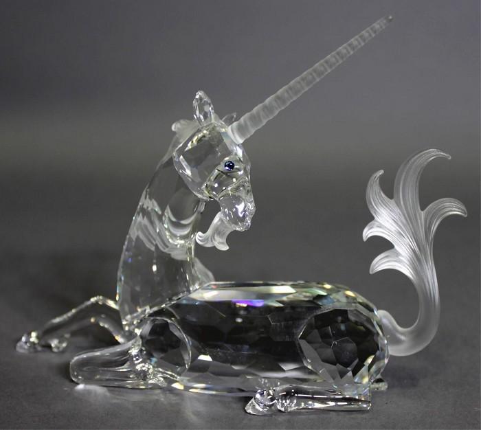Swarovski CrystalSwarovski Unicorn 1996 Fabulous Creatures