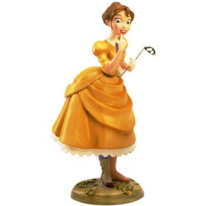 WDCC Disney Classics Tarzan Jane Miss Jane Porter (limited To 1999 Production)
