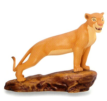 WDCC Disney Classics The Lion King Nalas Joy