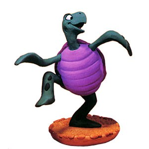WDCC Disney ClassicsThe Little Mermaid Turtle Twistin' Turtle
