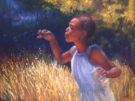 Brenda JoysmithWishes Wishes And Willows Giclee
