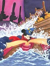 A Spell to Stop the Flood - From Disney Fantasia