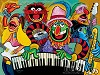 Electric Mayhem Band - From The Muppets
