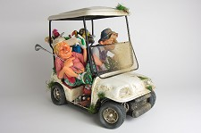The Buggy Buddies 1/2 Scale