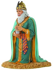 The Wise Man With Myrrh