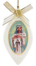 The Young Shepherd Ornament