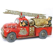 Fire Engine (limited To 1000 Pcs)