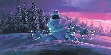 Elsa's Guardian From Frozen