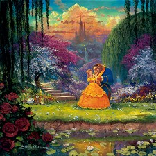 Garden Waltz From Beauty and The Beast