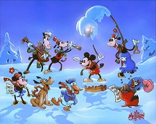 Mickey's Winter Symphony